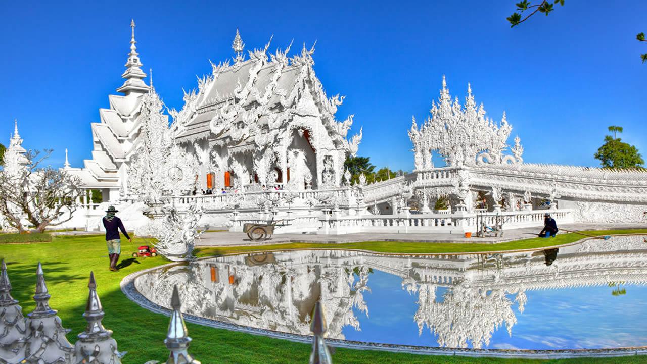 Viajes programados a Tailandia