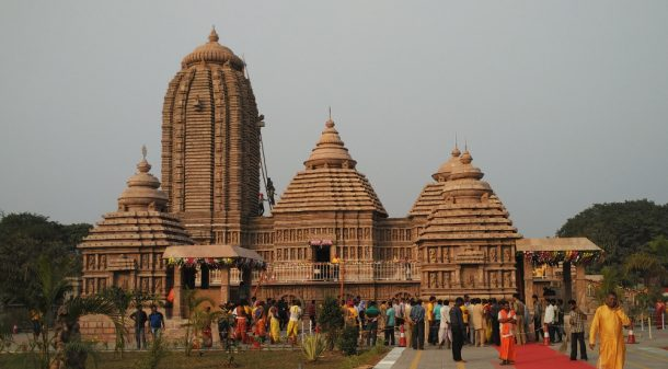 Viaje a India, templo de Puri