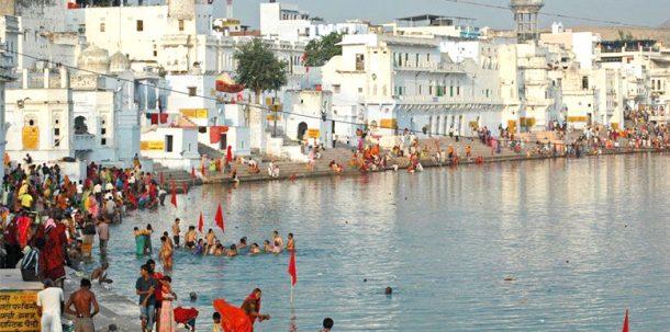 Viaje a India, Pushkar