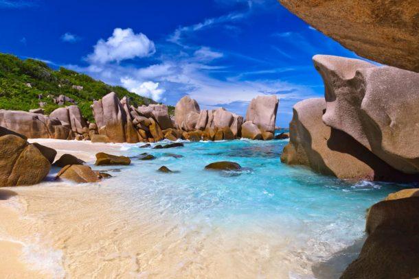 Viaje a Seychelles - La Digue