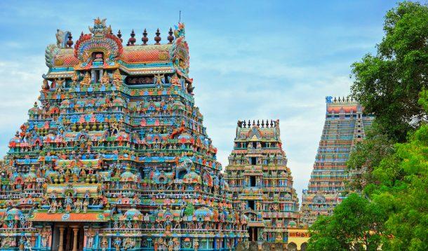 Viaje a medida a India, templos de Madurai