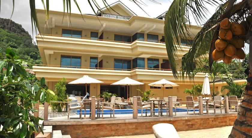 Viaje a Seychelles - Crown beach hotel