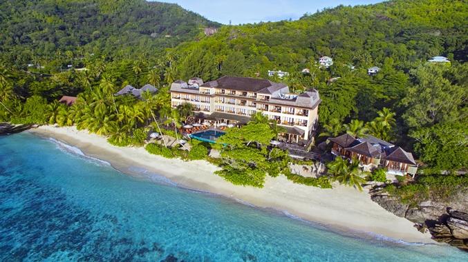 Viaje a Seychelles - Double tree by Hilton Allamanda