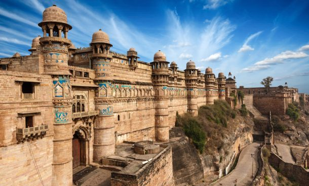 Viaje a medida a India, fuerte de Gwalior