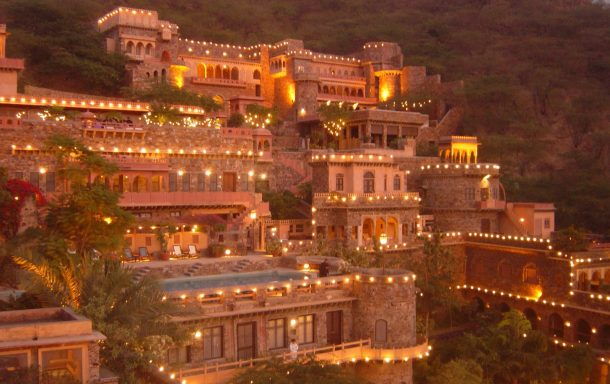Viaje a India - Hotel Heritage