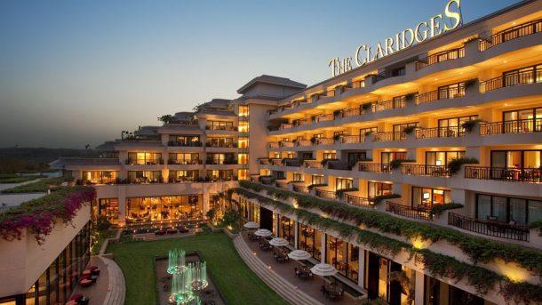 Viaje a medida a India, hotel categoría Lujo