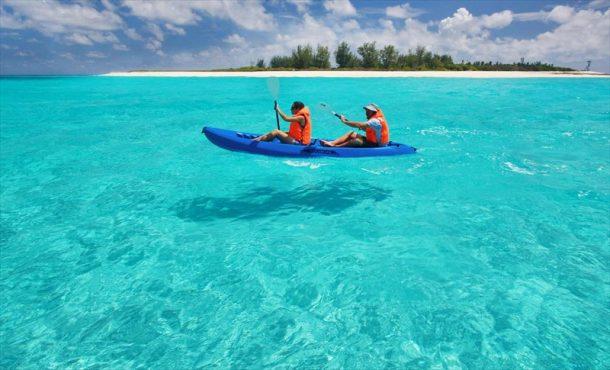 Viaje a Seychelles - deportes acuáticos
