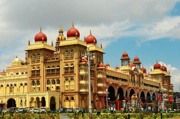 Viaje a India del sur - Palacio del Maharajá, Mysore