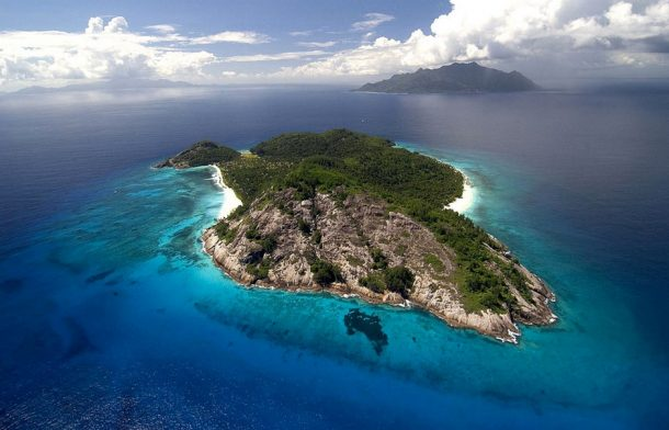 Viaje a Seychelles - North island