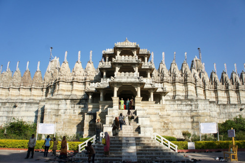 Templo de Ranakpur, viaje a India
