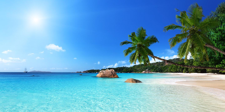 Viaje a Seychelles - Playa