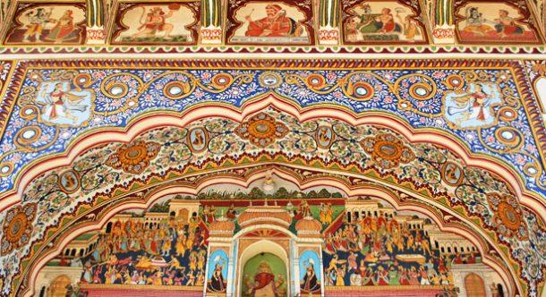 Viaje a India, Shekhawati