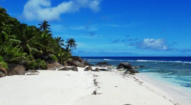 Viaje a Seychelles - Silhouette