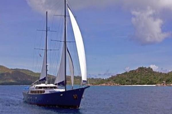 Viaje a Seychelles - Velero