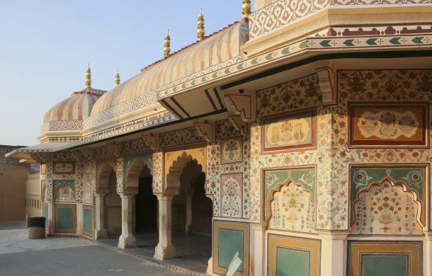 Fuerte de Amber - viaje al norte de India y Nepal