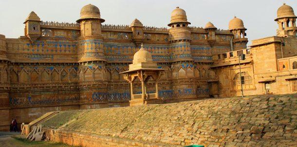 Man Mandir, Gwalior - viaje a la India y Nepal