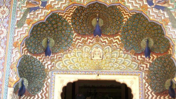 Palacio de Jaipur - viaje al norte de la India y Nepal