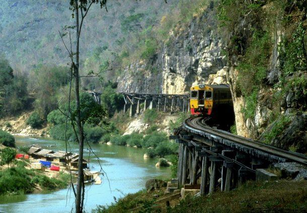 Circuito por Tailandia, Rio Kwai