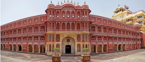 Palacio de la ciudad de Jaipur - Circuito por India