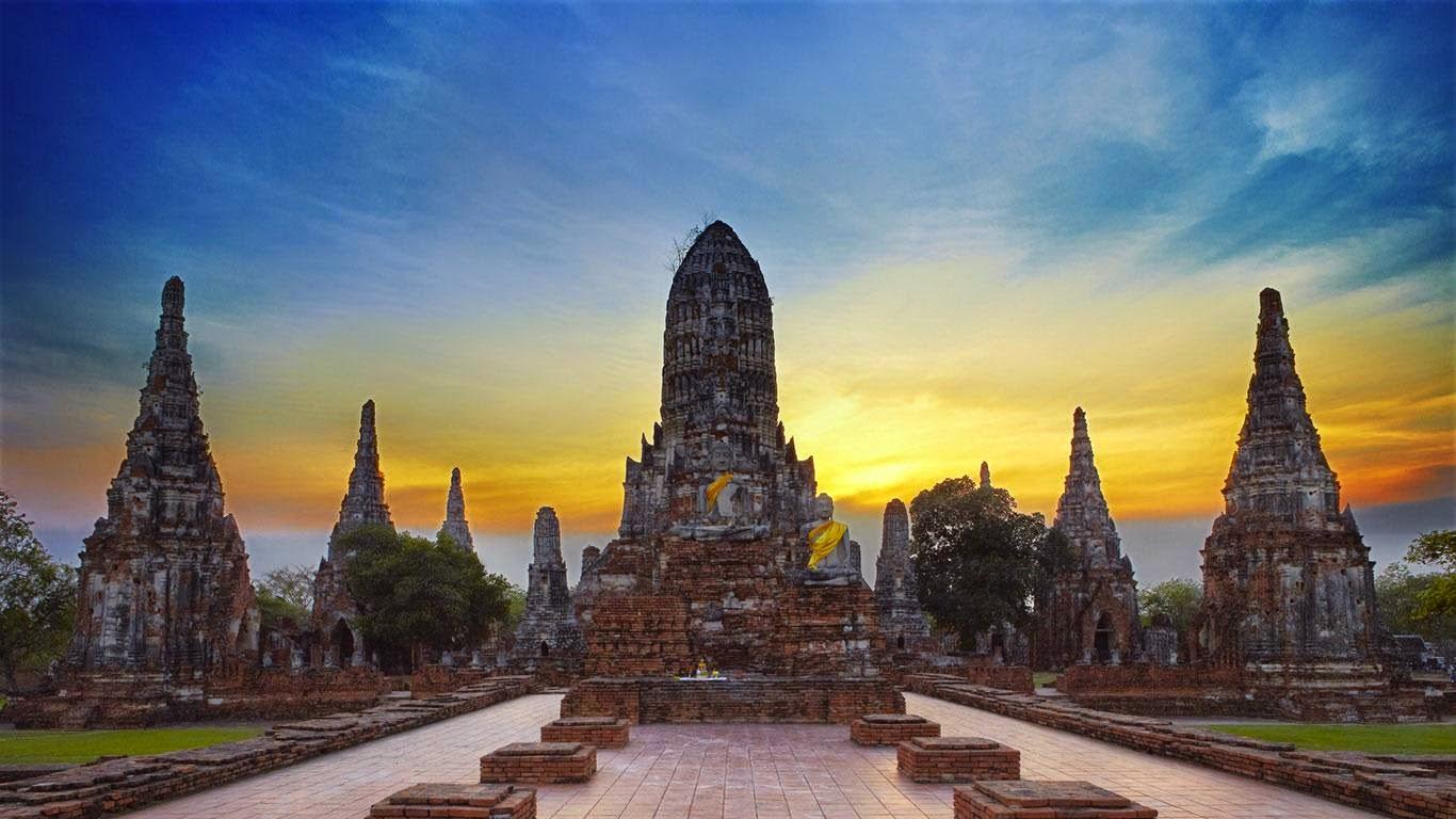 Ayutthaya-Circuito Norte a Sur de Tailandia