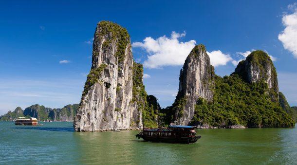 Bahía de Halong, viaje a Vietnam