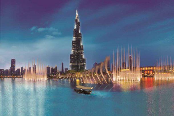 Burj Khalifa - safari en Kenia y Dubai