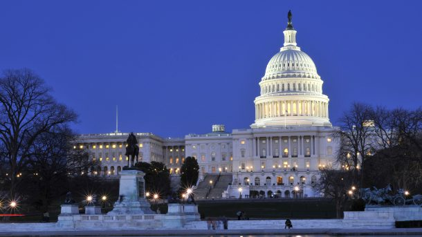 Capitolio, Washington - viaje a Estados Unidos