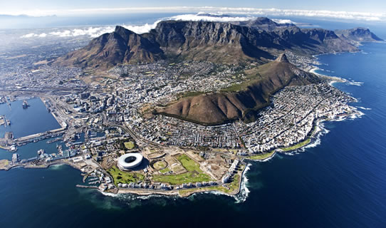 Viaje por Sudáfrica - Ciudad del Cabo