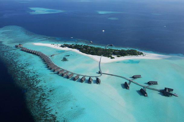 Hotel de Maldivas - safari Tanzania y playa