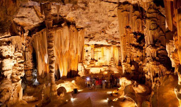 Cuevas de Cango - Viaje por Sudafrica