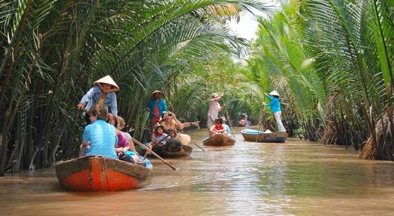 Delta del Mekong, viaje a Vietnam