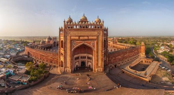 Fatehpur Sikri - Circuito por India