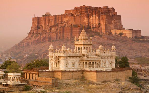 Fuerte de Meherangarh, Jodhpur - Circuito por India