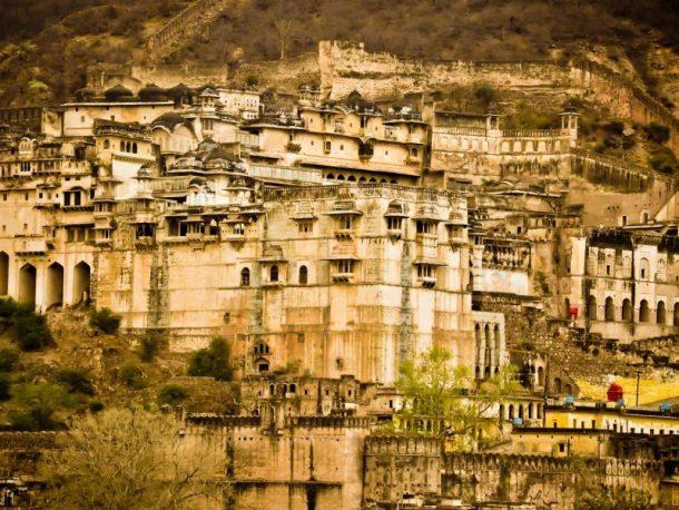 Fuerte de Bundi - Circuito por el norte de India