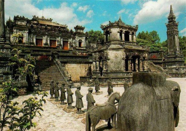 Ciudadela imperial de Hue, viaje a Vietnam