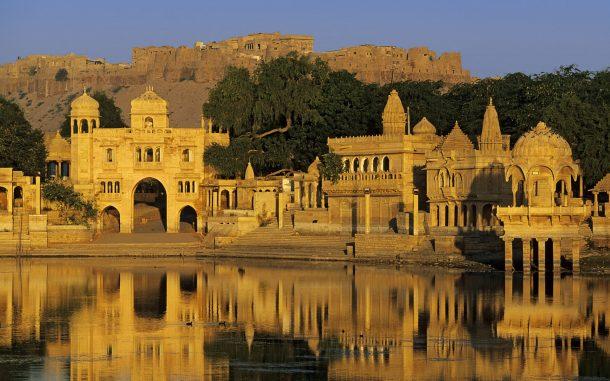 Fuerte de Jaisalmer - Circuito por India
