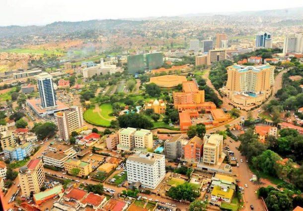 Kampala - viaje a Uganda