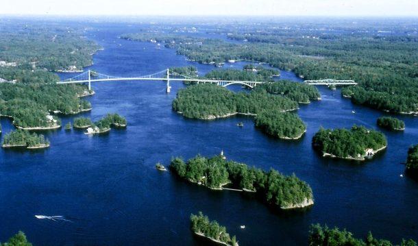 Mil islas - viaje a Canadá