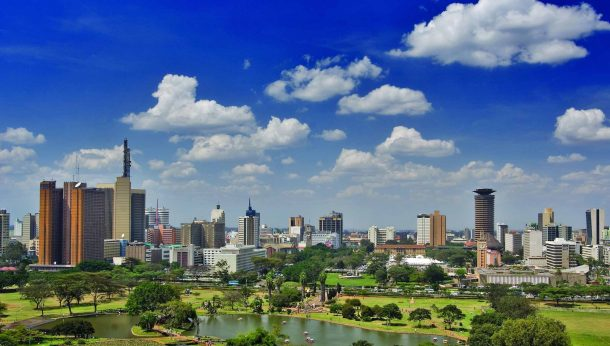 Nairobi - viaje a Kenia