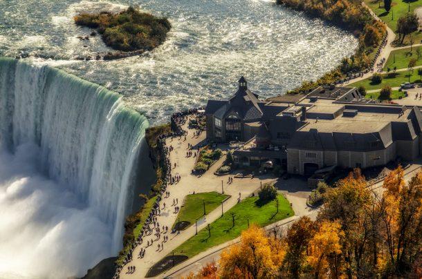 cataratas del Niágara - viaje a Canadá