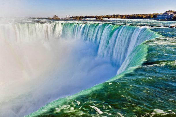 Cataratas del Niágara - circuito por Estados Unidos y Canadá
