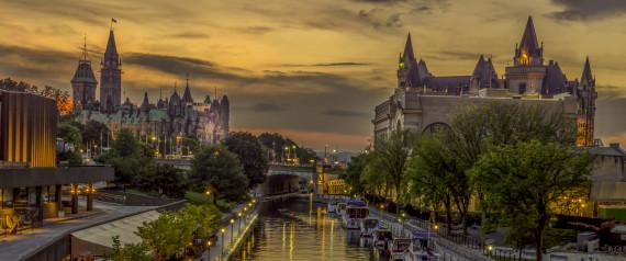 Canal Rideau, Ottawa - circuito por Estados Unidos y Canadá