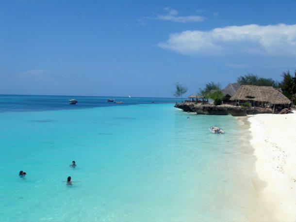 playa Nungwi, Zanzíbar - viaje a Kenia y Zanzibar
