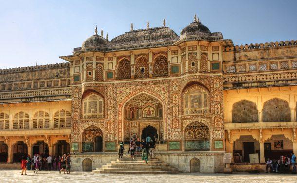 Fuerte de Amber - Circutio por India
