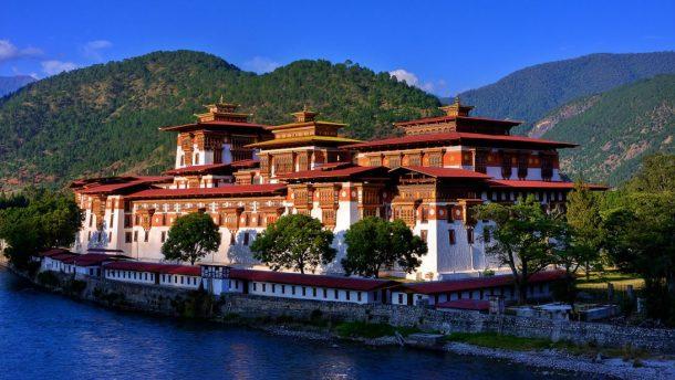 Punakha - viaje a Butan y Nepal