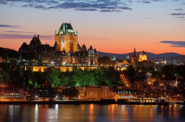 Quebec - circuito por Estados Unidos y Canadá