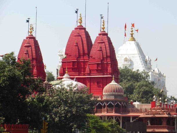 Sri Digambar Jain Lal Mandi, Delhi - circuito por el norte de india