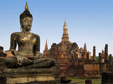 Viaje a Tailandia, Sukhotai