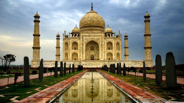 Taj Mahal - viaje al norte de India