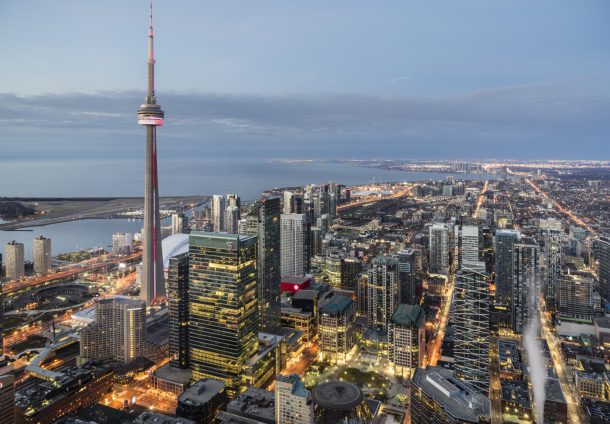 Toronto - circuito por Estados Unidos y Canadá